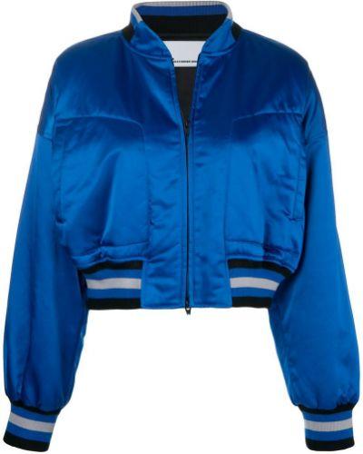 Куртка на резинке светлая T By Alexander Wang