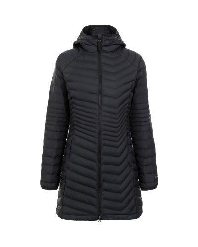 Утепленная куртка осенняя с капюшоном Columbia