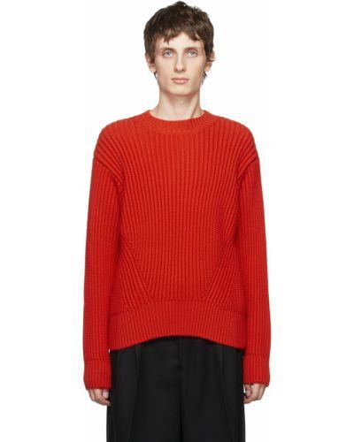 Sweter wełniany Ami Alexandre Mattiussi