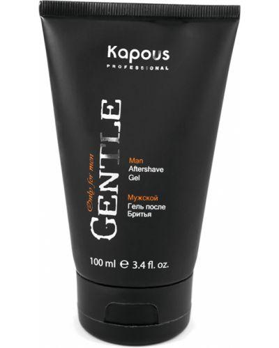 Кожаный гель после бритья Kapous