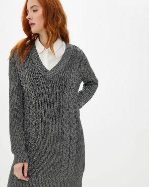 Платье вязаное осеннее Ivyrevel