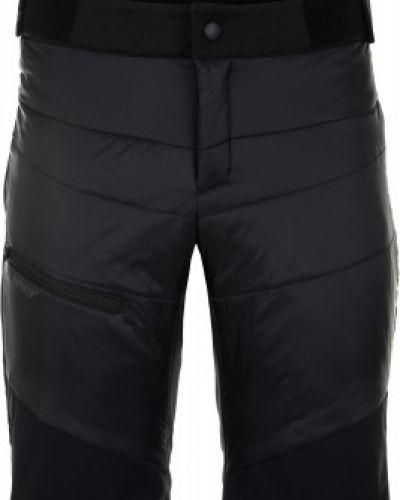 Спортивные шорты черные для бега Ziener