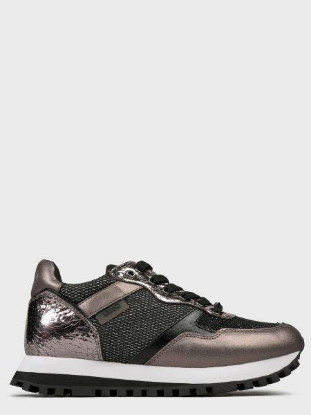 Кожаные кроссовки Liu Jo