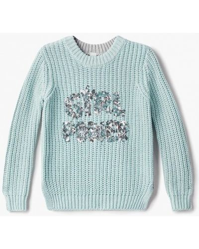 Голубой свитер Acoola