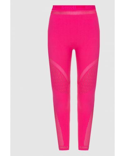 Розовые спортивные спортивные брюки Wolford