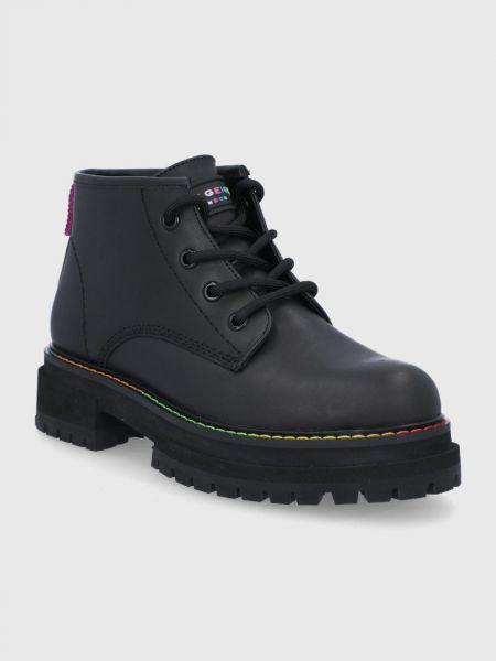 Кожаные ботинки Kurt Geiger London