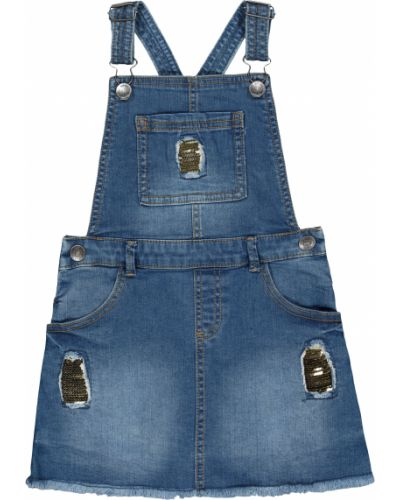 Сарафан джинсовый синий Mothercare