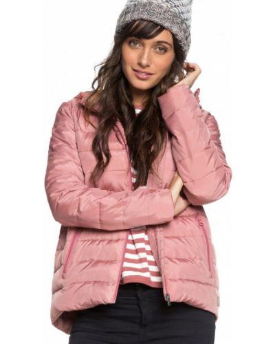 Розовая куртка Roxy