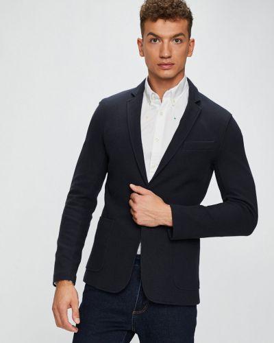 Костюм классический джинсовый из джерси Trussardi Jeans