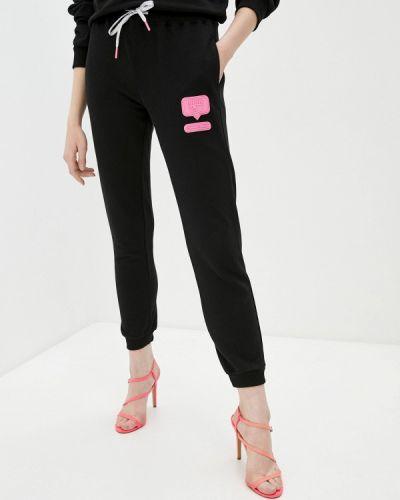 Черные спортивные брюки Chiara Ferragni Collection