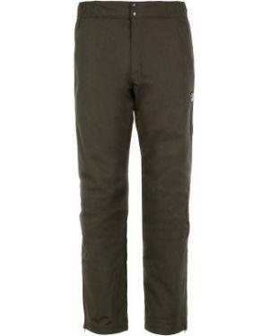 Спортивные брюки утепленные с карманами Fila