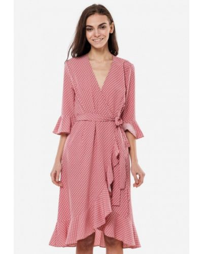 Розовое платье 7arrows