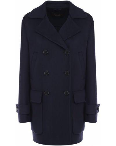 Пальто с накладными карманами с карманами Loro Piana