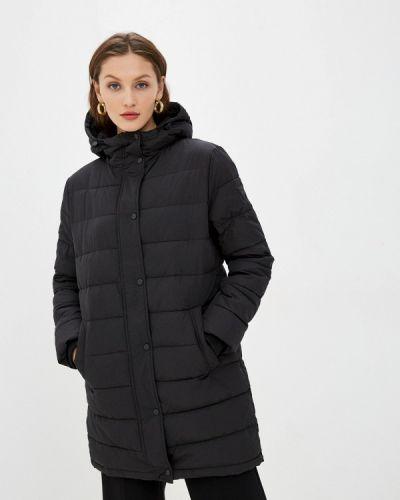 Черная утепленная куртка Wrangler
