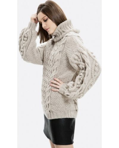 Бежевый свитер Lavlan
