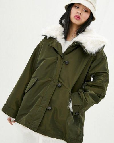 Куртка хаки Miss Sixty
