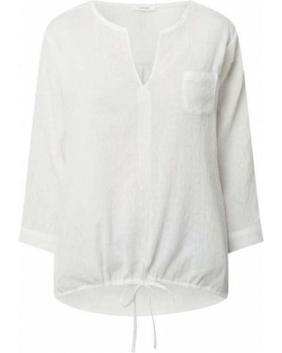 Bluzka bawełniana - biała Opus