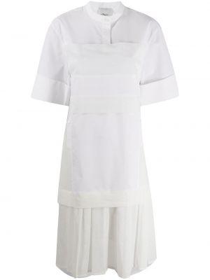 Белое платье короткое 3.1 Phillip Lim