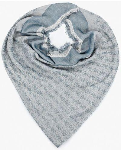 Голубой платок носовой Guess