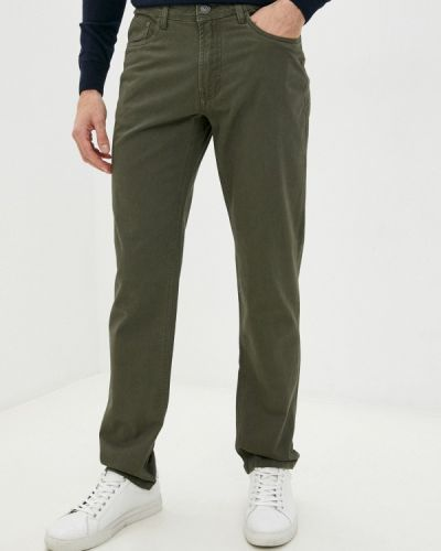 Зимние брюки хаки J. Hart & Bros