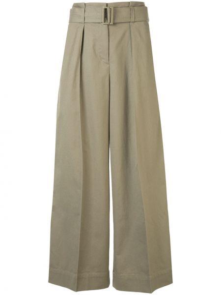 Свободные брюки с поясом свободного кроя Tomorrowland