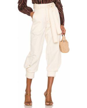 Spodnie z kieszeniami obcisłe Ulla Johnson