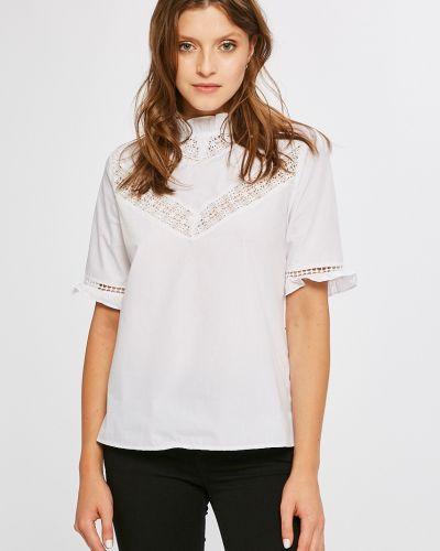 Белая футболка прямая Answear