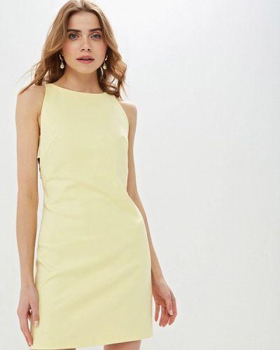 Вечернее платье желтый Love Republic