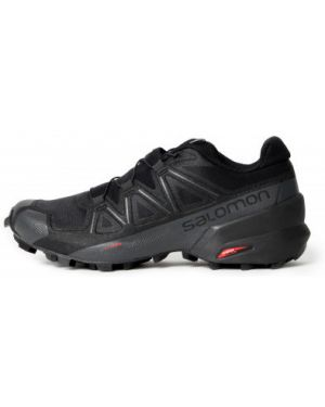Спортивные кроссовки для бега - черные Salomon