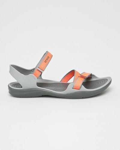 Сандалии оранжевый Crocs