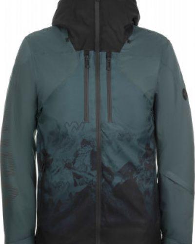 Из мериноса куртка горнолыжная на молнии с капюшоном VÖlkl