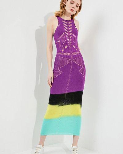 Фиолетовое платье Pinko