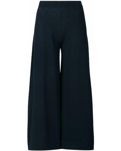 Укороченные брюки с завышенной талией из вискозы D.exterior