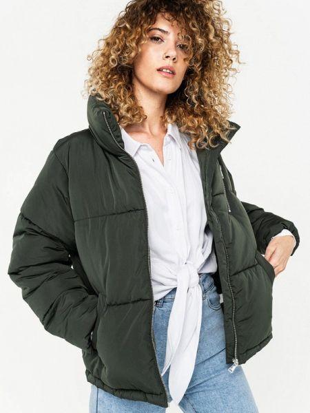 Утепленная куртка демисезонная весенняя Befree