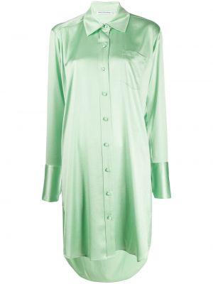Платье на пуговицах платье-рубашка T By Alexander Wang