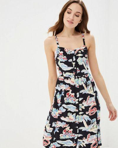 Платье с открытыми плечами весеннее Levi's®