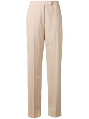 Шерстяные брюки Agnona