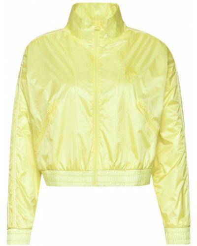 Żółta kurtka przejściowa Puma