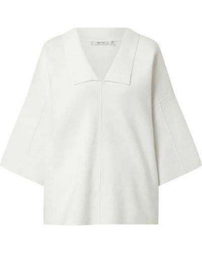 Biała bluzka z wiskozy Gestuz
