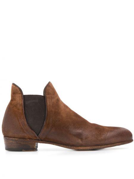 Кожаные ботинки Lidfort