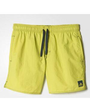 Пляжные шорты однотонные Adidas