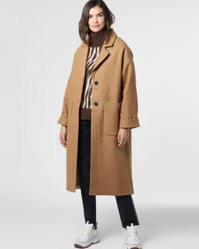 Beżowy płaszcz Edited