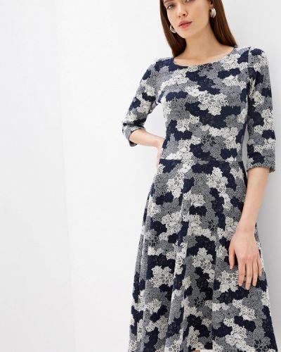 Платье - синее Imago