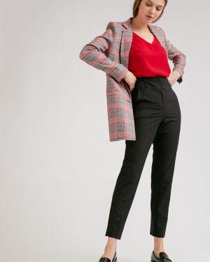 Классические брюки зауженные летние Emka
