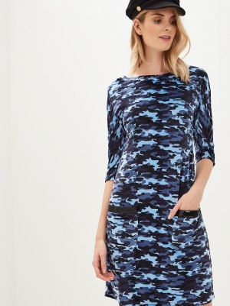 Платье прямое польское Lelio