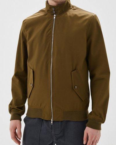 Куртка зеленая легкая Springfield
