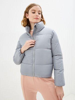 Утепленная куртка - серая Leotex