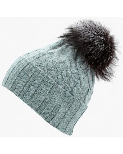 Голубая шапка осенняя Vitacci