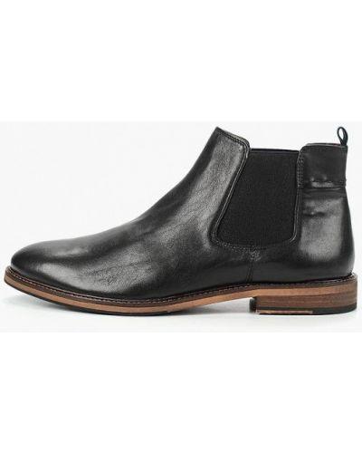 Ботинки челси осенние кожаные Pier One