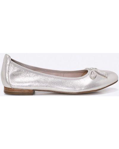 Брюки серебряного цвета Caprice
